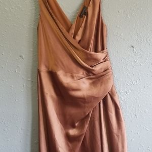 The Limited Satin Dress